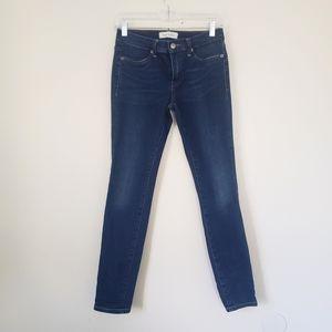 Henry & Belle super skinny ankle jeans 27